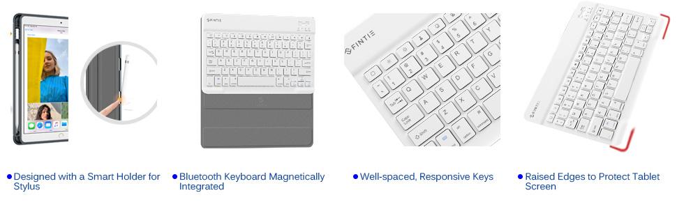 ipad air 10.5 case with keyboard