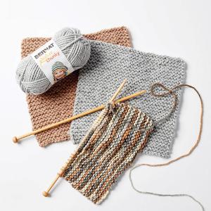 Bernat Softee Chunky Yarn Knit Crochet