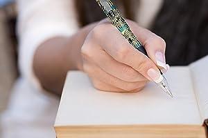 z-grip retractable ballpoint pen from zebra, safari collection for z-grip ballpoint pens, zebra pens