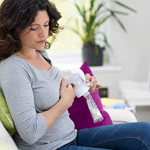pump & go breast feed gift set bottle feeding tommee tippee