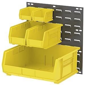 small storage bins bin boxes stacking bins hanging akro mils wall organizer bins parts inventory