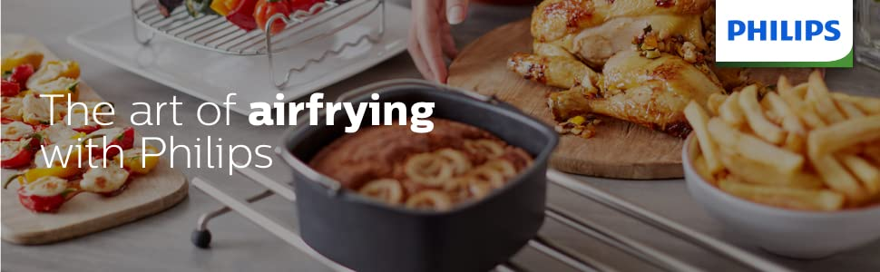 airfrying philips airfryer