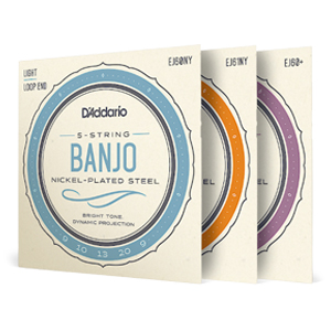 Banjo String Set