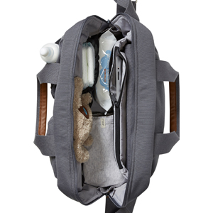 Interior of Diaper Bag