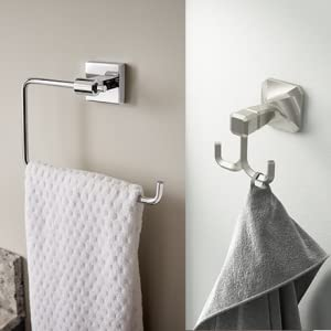 Bath hardware design