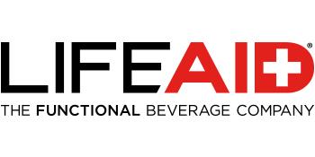 LIFEAID FITAID FOCUSAID PARTYAID IMMUNITYAID GOLFERAID BEVERAGE CO DRINK HEALTHY SUPPLEMENT CLEAN