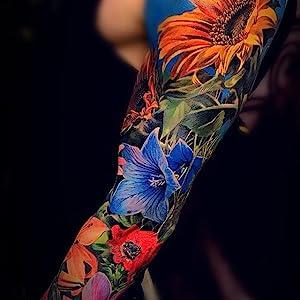 kuro sumi japanese style tattoo ink zhang po