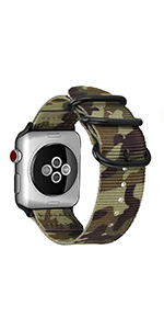 apple watch band nylon nato
