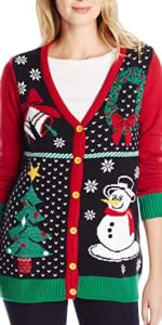 Women Christmas Sweater 3