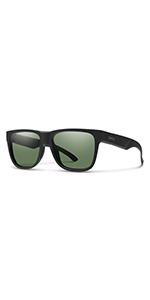 lowdown classic sunglasses casual durable polarized anti glare uv protection smith chromapop