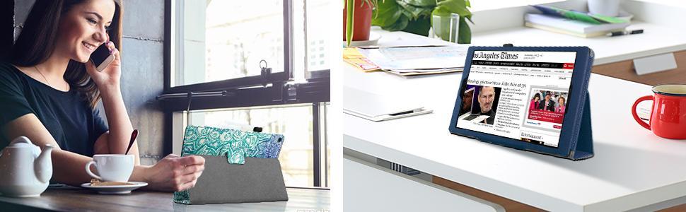 flip folding magnetic smart slim lightweight keyboard accessories