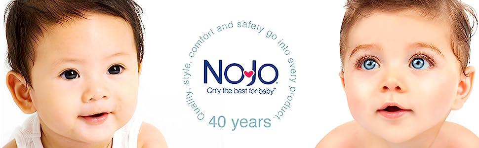 nojo, baby bedding, toddler bedding, nursery decor