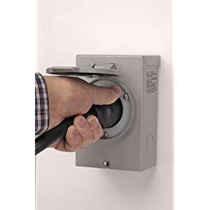 power inlet box