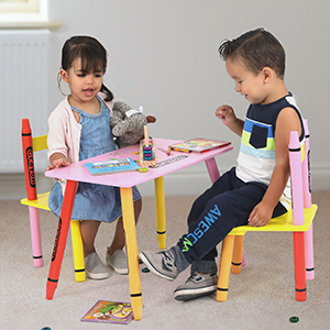 For toddlers and small chidlren