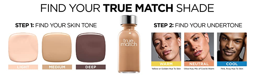foundation makeup, loreal foundation, true match foundation, face makeup, natural makeup, 45 shades