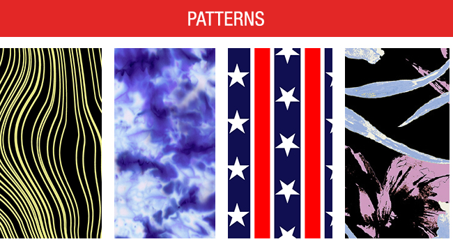 Limited Edition Patterns