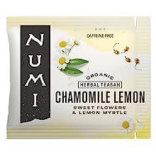 numi organic tea chamomile lemon