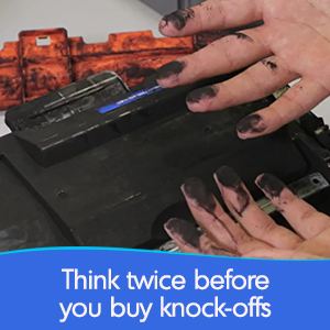 think twice before you buy knock-offs