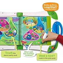 LeapStart Solve it All with Poppy and Branch Book