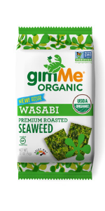 Seaweed Snack Wasabi