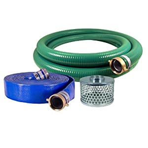 JGB Enterprises, JGB, Eagle, Layflat, Discharge, Suction, Hose Kit