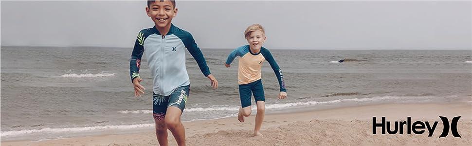 hurley, hurley boys, hurley swim, kids swim, swimwear, beachwear