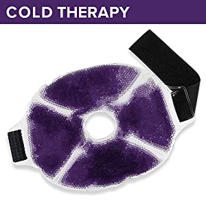 TheraPearl Knee Wrap Cold Therapy
