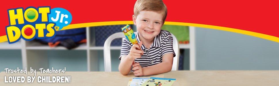 Educational Insights, Hot Dots Jr, Phonics Fun, Alphabet, Educational Toys