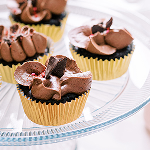 Chocolate Cupcakes Naturally Refined Organic Coconut Oil BetterBody Foods