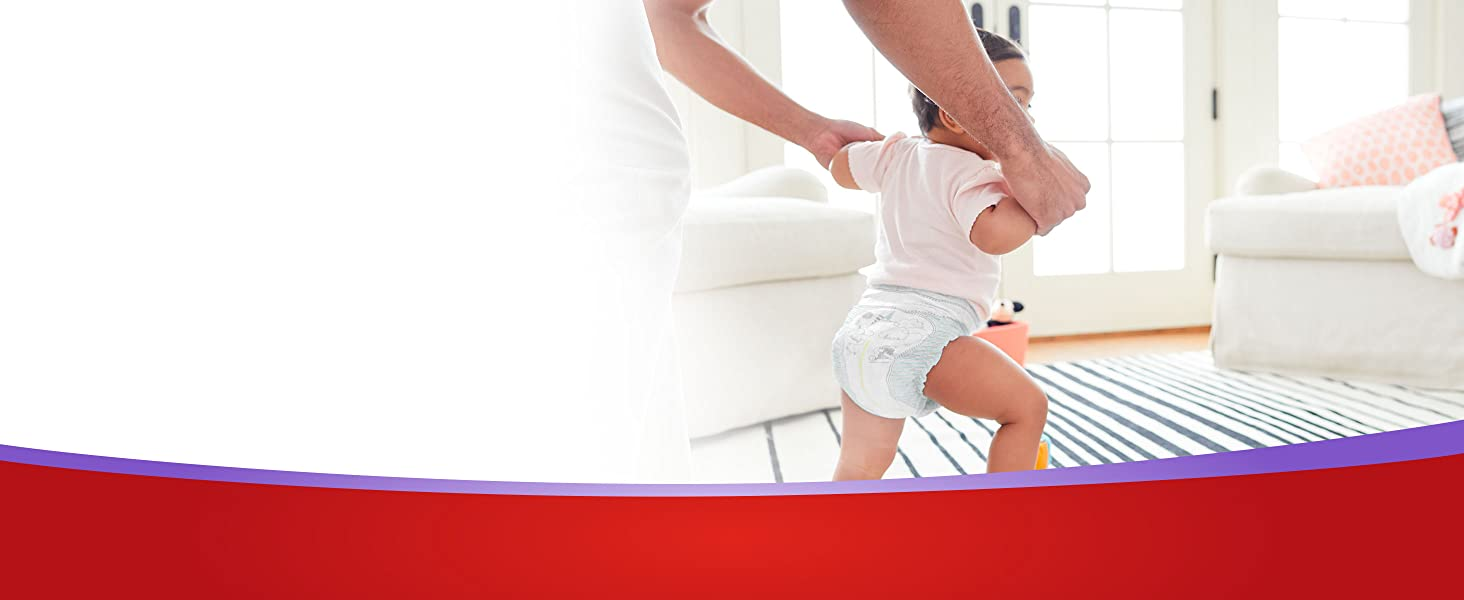 Huggies baby diapers are fragrance-free, bleach-free and hypoallergenic for sensitive skin
