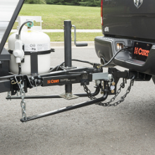CURT Weight Distribution Hitch Trailer Sway Control