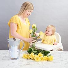 5 stage filtration system gives you purest tasting