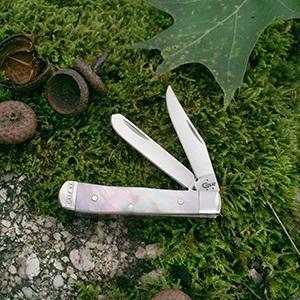 case mini trapper, pearl tiny trapper, trapper knife, small trapper, pocket knife, folding knife