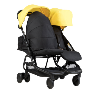 nano duo, newborn ready for 1 or 2