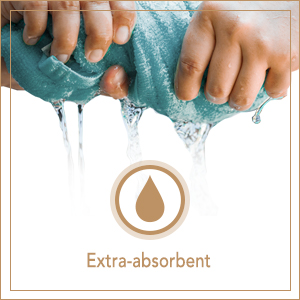 Extra-absorbent