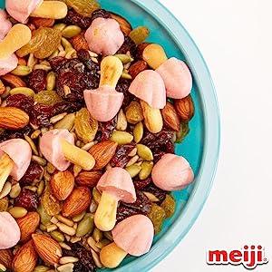 meiji chocorooms chocolate treats cookie cracker biscuit snack treat lunch kids families