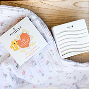 Air purifier baby leaves