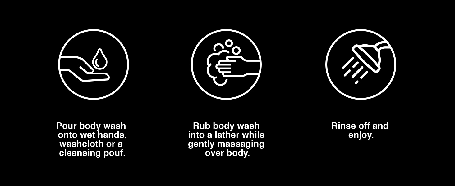 how to use nivea men deep line body wash