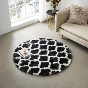 Soft Indoor Modern Area Rugs Fluffy Living Room Carpets Suitable for Children Bedroom