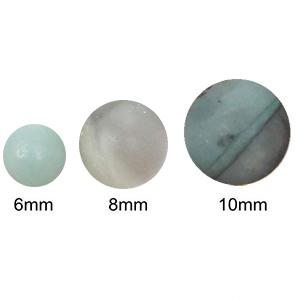 Amazonite Stone Size