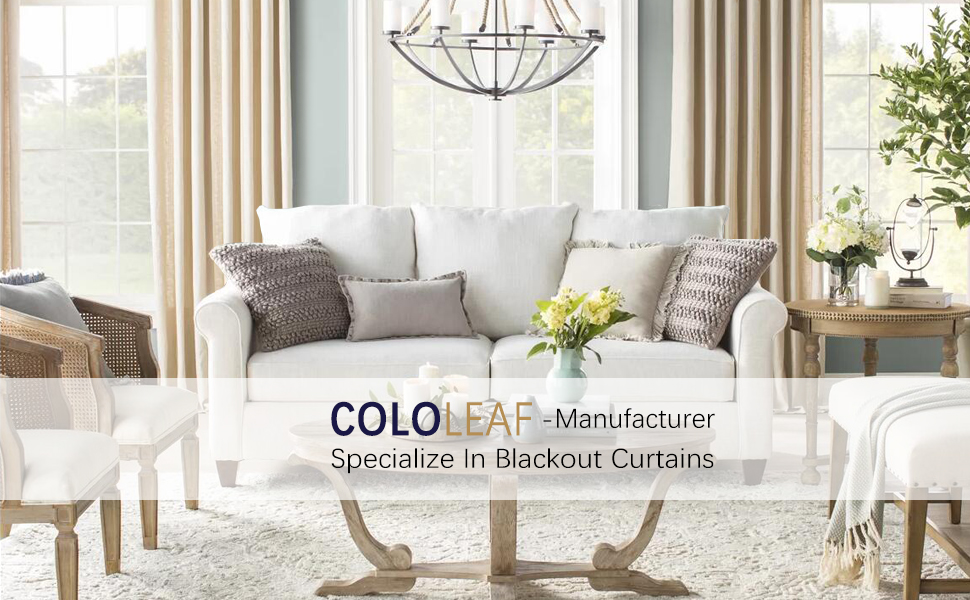Specialize in BLackout Curtains