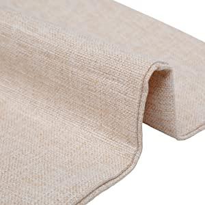 Jepeak farmhouse / modern decorative cotton linen throw pillow covers