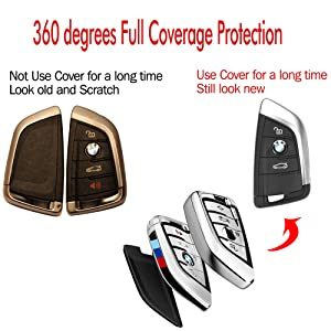 360 degrees full coverage protection