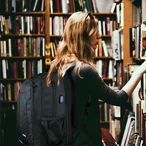 College school backpack