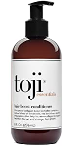 Toji Essentials Hair Boost Conditioner