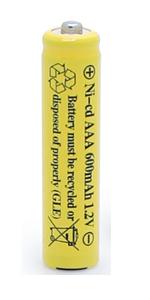 aaa 1.2v battery