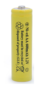 aa 1.2v rechargeable