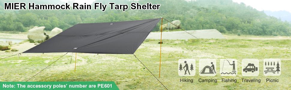 outdoor tarp