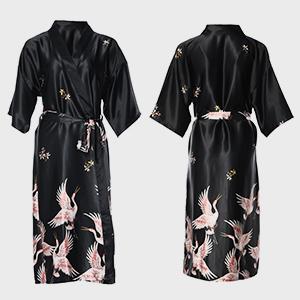 women kimono robe