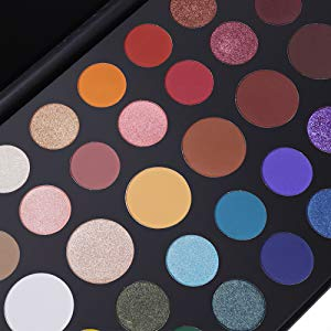 39 color eyeshadow pattle